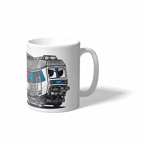 Mug PSL Z6400 - Vandals On Holidays