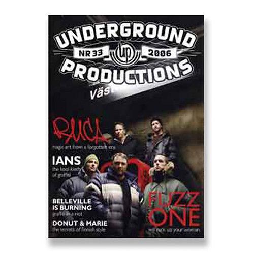 Underground Productions 33 - 2006