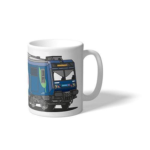 Mug RER Z20500 Transilien - Vandals On Holidays