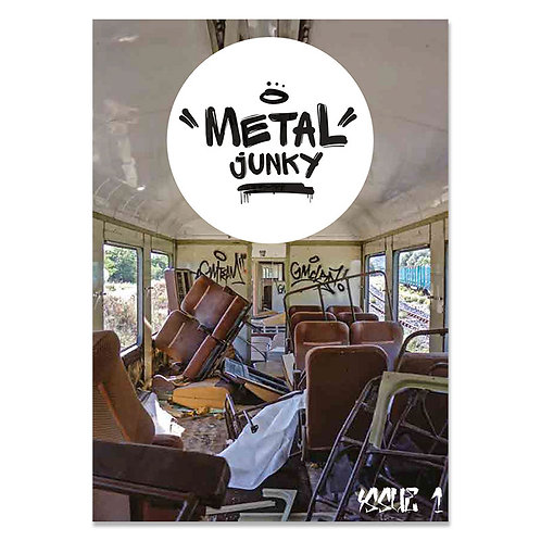 Metal Junky issue 1 - 2016