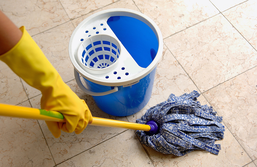 What does coshh mean in cleaning