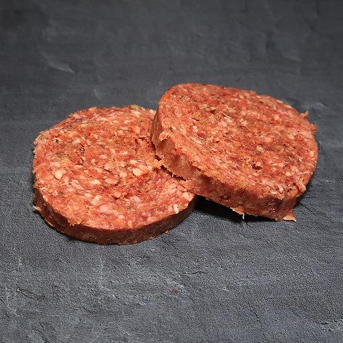 Hamburgers (per 2)