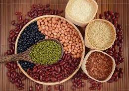 Grains, Seeds & Beans