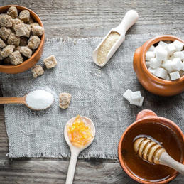 Sugars, Sweeteners & Baking
