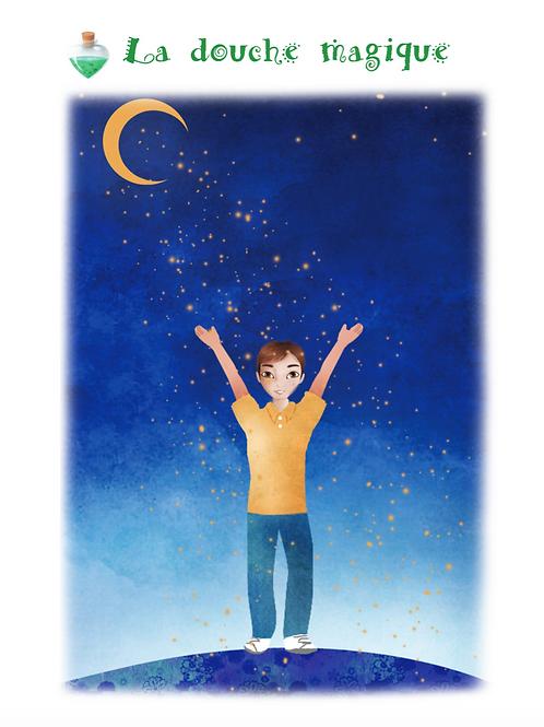 Relaxation Graines de magie la douche magique pour les plus jeunes