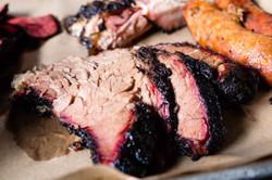 highcompress-Slow smoke sliced beef bris