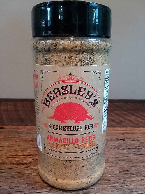 Poultry Powder-8 oz bottle