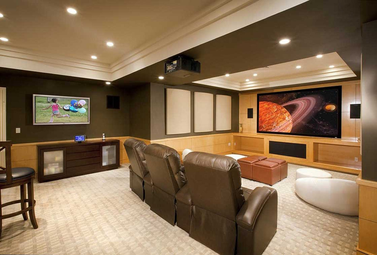 Basement renovation return on investment - Basement Ideas Indoor Outdoor Home Intended For Basement
