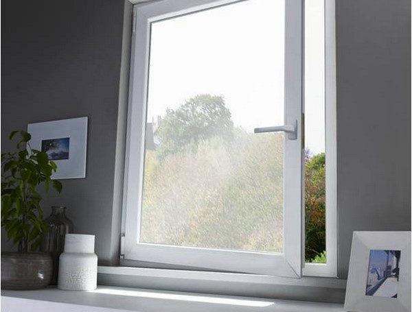 Fenêtre à la Francaise