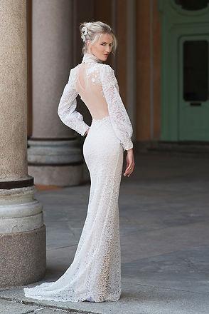 vestido de novia bogota