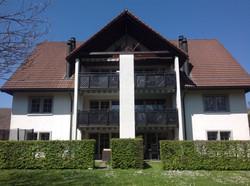 Gartenfassade