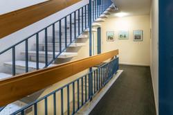 Zugang Treppenhaus