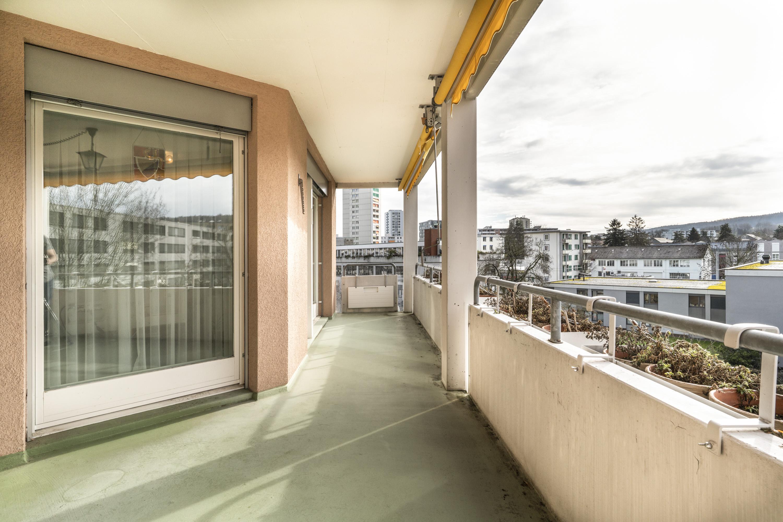 Balkon Süd