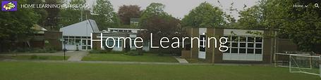 Home Learning Website capture.PNG