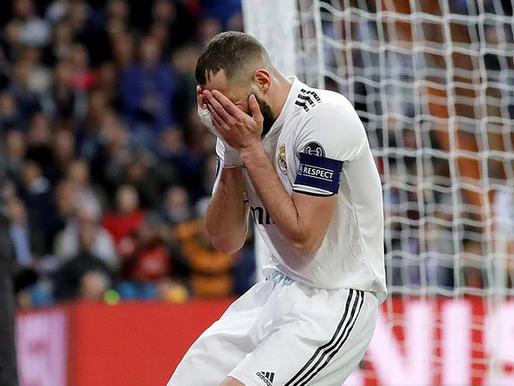 Una marca de 888,585 millones se desangra: El Real Madrid