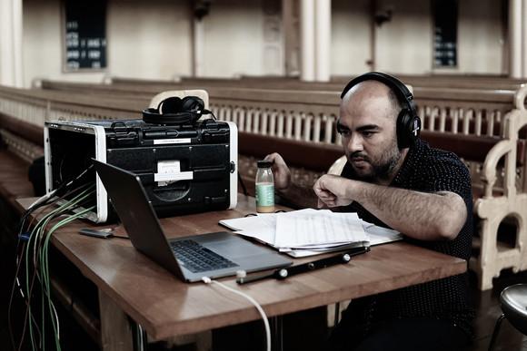 Serhat Sahin - Recording Engineer on Melancholia