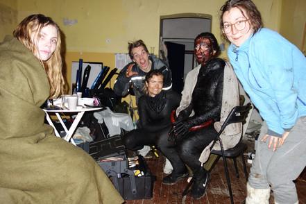 Behind the scenes - Musikk Maskinen