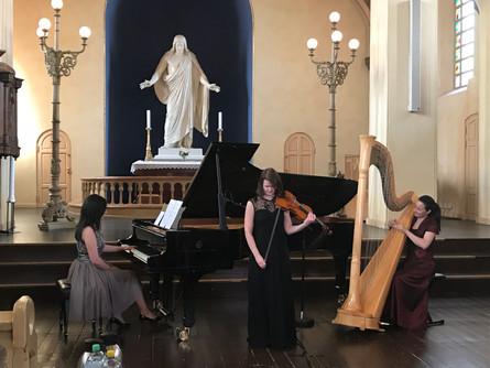 Musicians Performing Melancholia