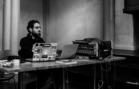 Jean K.Maroun - Recording engineer on Temperance
