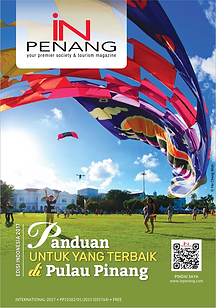 iNPenang International Magazine 2016 Indonesia Edition