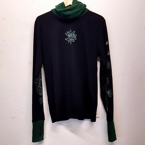 be green hemp/cotton baselayer S