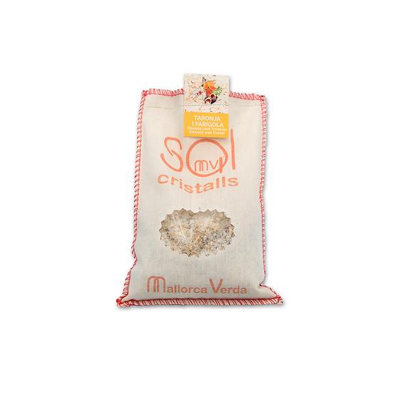 Mallorca Verda - Salz mit Orange und Thymian, 200 g