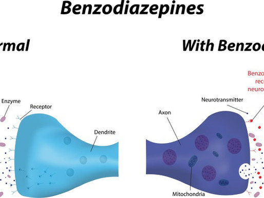 Benzodiazepine Abuse, Detox, and Treatment in NJ
