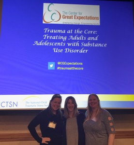 GenPsych Represented at CGE's Annual Trauma Conference