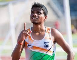 Harikesh Maurya Indian Olympic Athlete