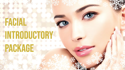 Facial Introductory Package