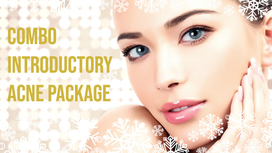 Combo Introductory Acne Package