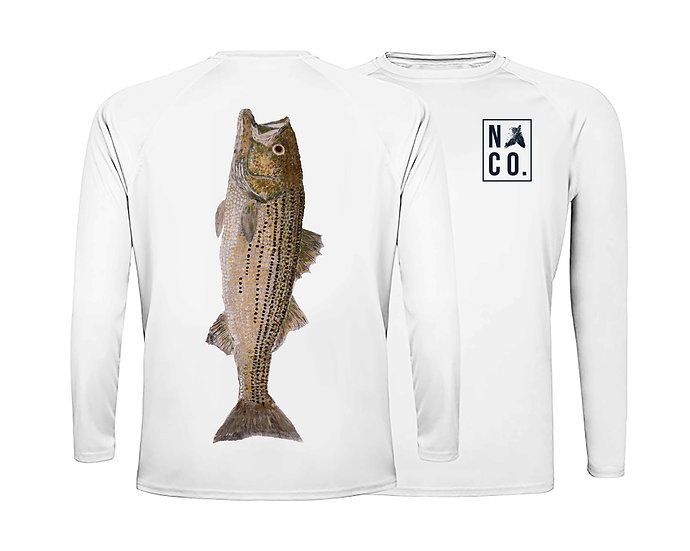 Painted Bass SPF 50-Long Sleeve