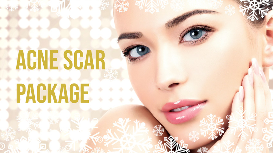 Acne Scar Package