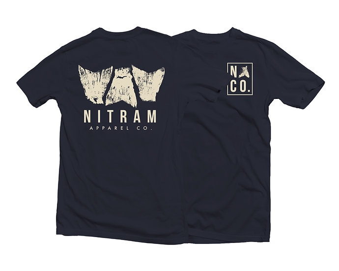 Navy Tails T-Shirt