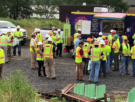 Trench Safety Stand Down June 14-18, 2021