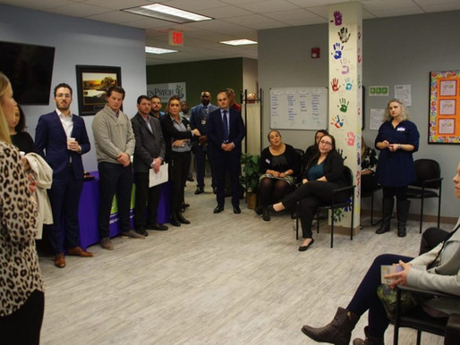 GenPsych Brick Open House: An Evening of Information and Networking