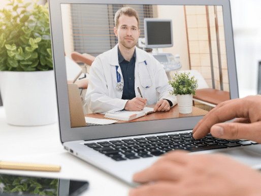 Four Types of Telehealth [infographic]