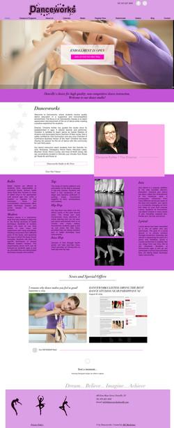 Website Design Project