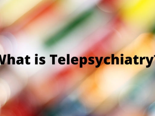 What is Telepsychiatry?