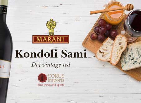 KONDOLI SAMI by MARANI