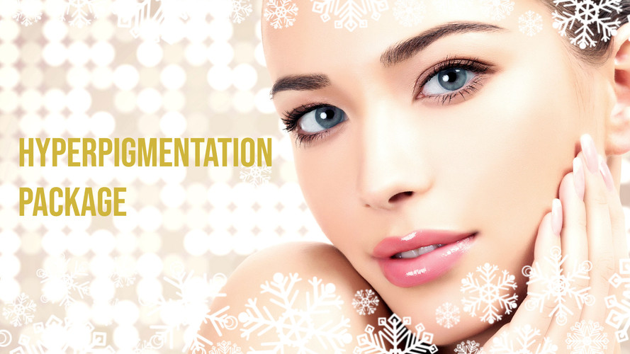 Hyperpigmentation Package