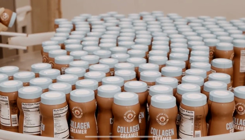 collagen powder production