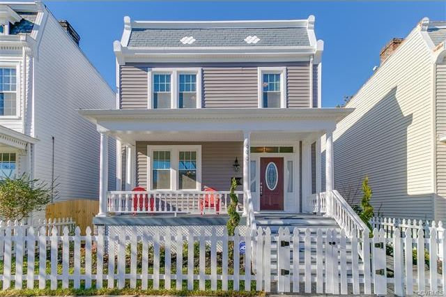 BEAUTIFULLY RENOVATED SF IN CHURCH HILL