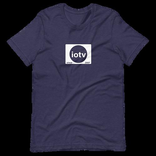 IOTV EST. 2007 Logo Unisex T-Shirt