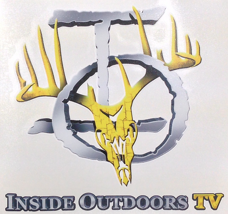 "YELLOW IOTV DECAL 6""x 6"""