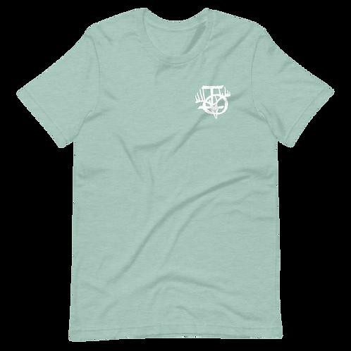IOTV White Logo Unisex T-Shirt