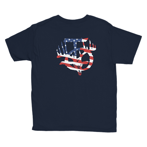 Youth IOTV American Flag T-Shirt