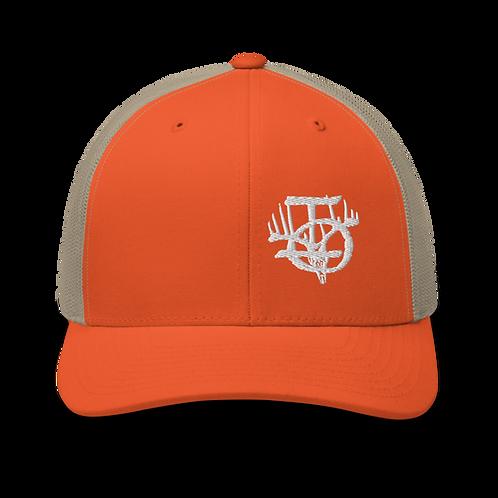 IOTV Trucker Hat - Hunter Orange