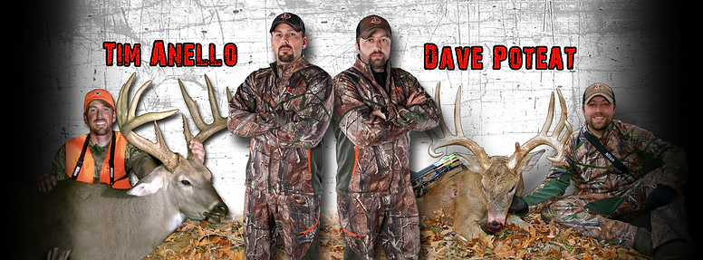 Inside Outdoors TV, Tim Anello, Dave Poteat