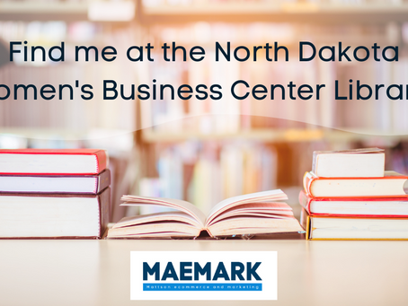 Find me at the NDWBC Library!